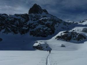 Ambiente Invernal en Pirineos